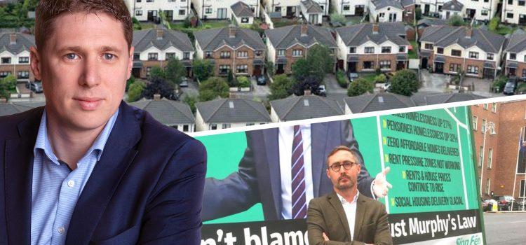 Sinn Féin has the solutions to solve Monaghan housing concerns – Matt Carthy
