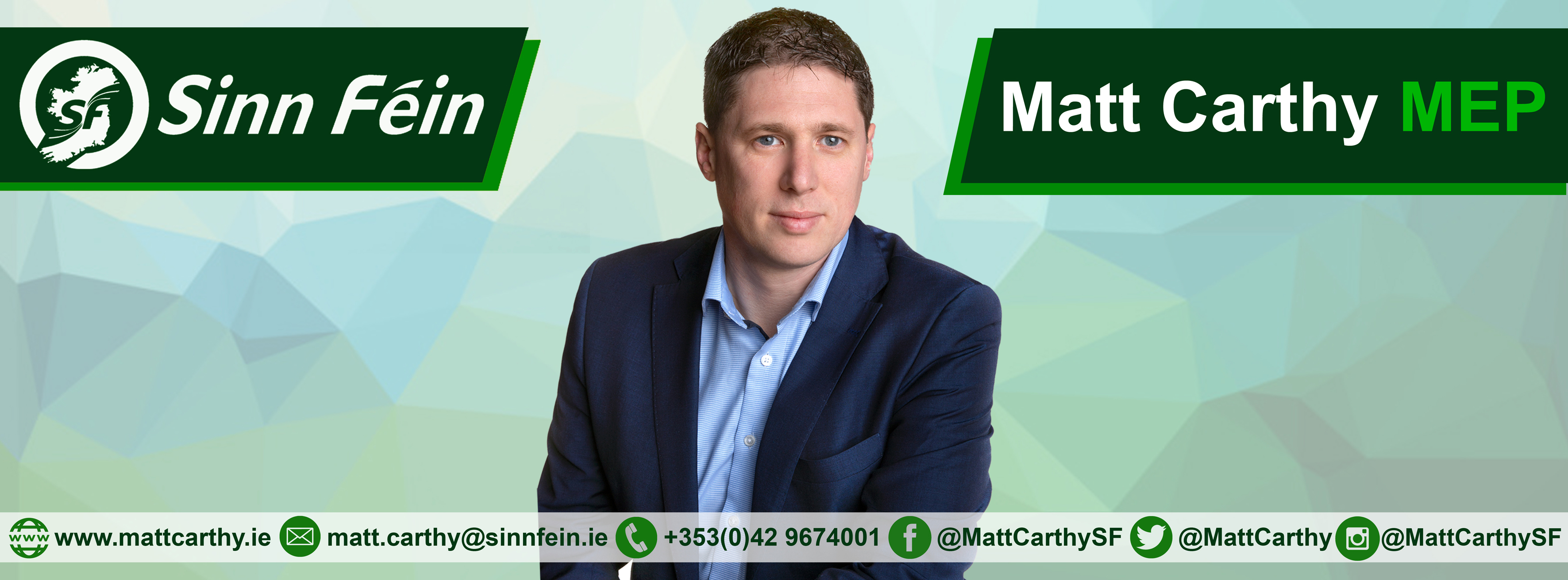 Matt Carthy MEP