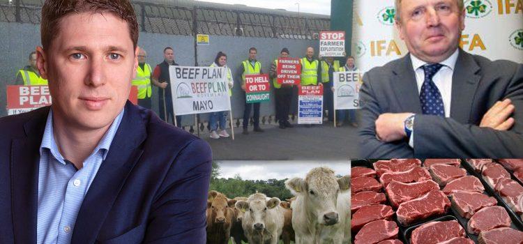 Fine Gael have run out of ideas for Irish Farming – Carthy