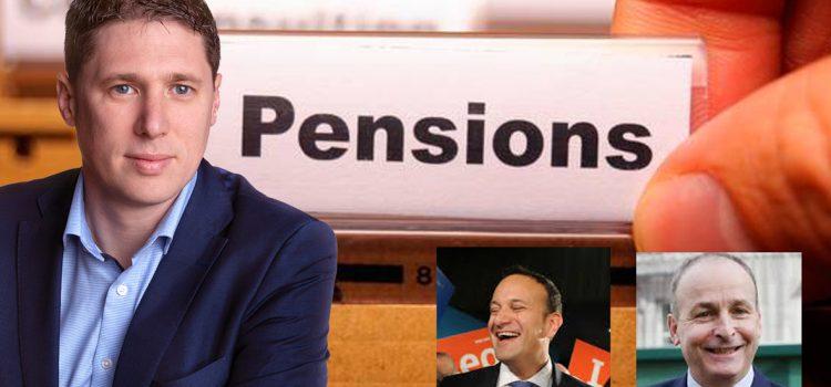 Pension Age should be 65 – Matt Carthy TD