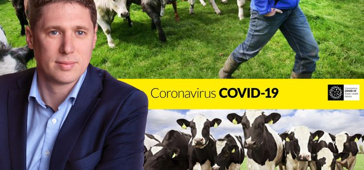 Government failing farmers during Coronavirus Emergency – Matt Carthy TD
