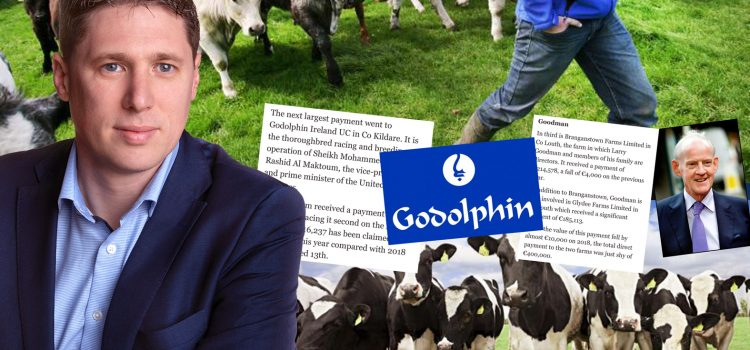 """""""Publication of High CAP Payments exposes obscene inequalities at the heart of Irish Agriculture"""" – Carthy"""