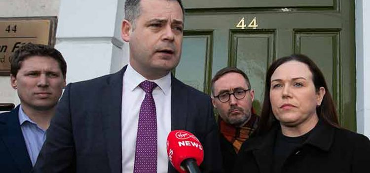Sinn Féin ready to deliver a Government for Change – Matt Carthy TD