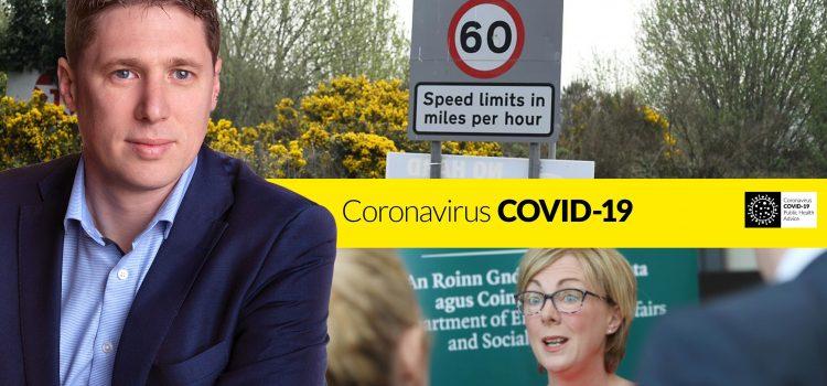 Government must reverse discrimination against northern workers in Pandemic Unemployment scheme – Matt Carthy TD