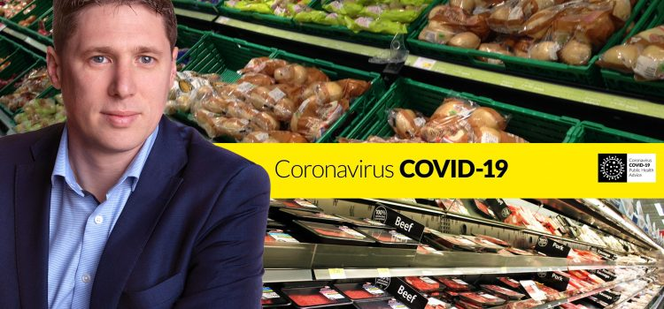 Coronavirus Emergency shows how important our farmers are…  And, how perilous their situation is! – Matt Carthy TD
