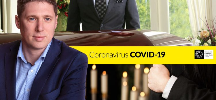 Carthy calls on Government to include Funeral Directors in Coronavirus planning