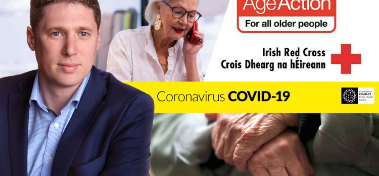 Closure of Covid-19 Hardship Fund shows need for increased supports for older people – Matt Carthy TD