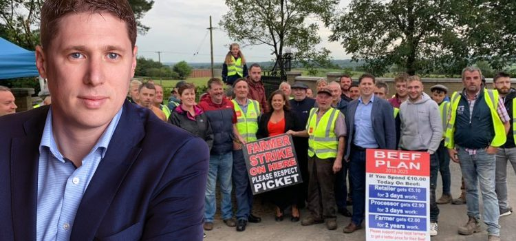 Latest Farm Protests signal of despair within rural communities – Matt Carthy